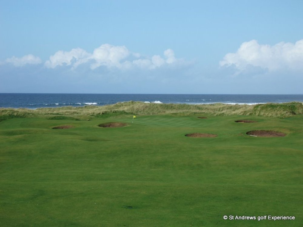 Machrihanish's Bunkers