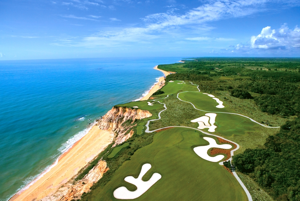 Aerial view of Terravista Golf Course