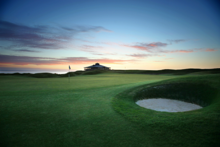 Torrance's Clubhouse at Fairmont St Andrews