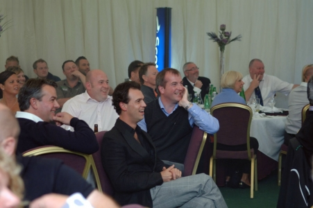 Gala Dinner of the Scottish Hydro Challenge Pro Am