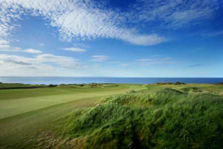 16th hole aon theTorrance Course at Fairmont St Andrews