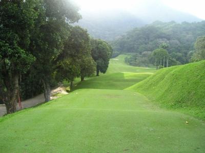 Large Tee at Itanhanga golf course