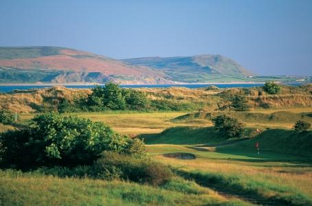 Dunes on the Ashburnham golf course