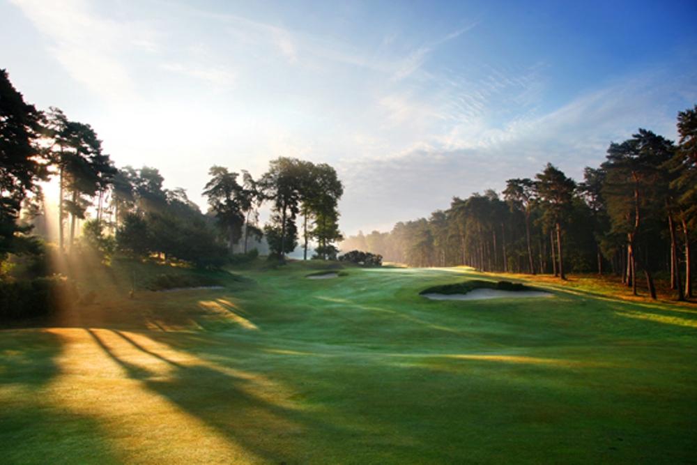 St Georges Hill Golf Club >> Parcours de St George's Hill dans la périphérie de Londres