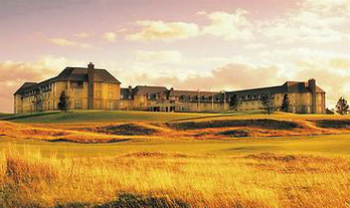 The 5 star hotel Fairmont St Andrews