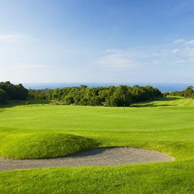 Parcours de golf aux Açores