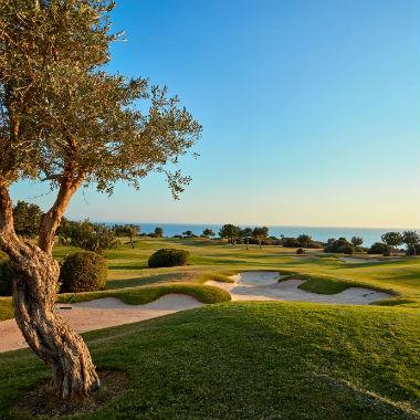 Parcours de golf à Chypre