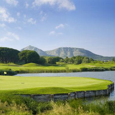 Parcours de golf en Espagne