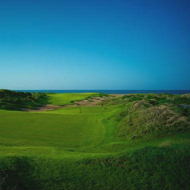 Parcours de golf à Oman
