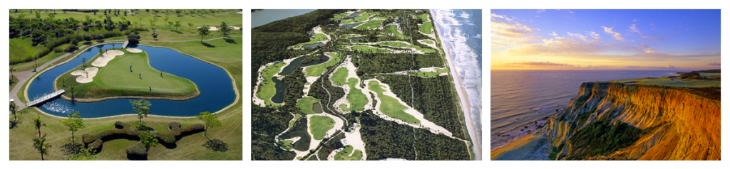 Picture of golf courses in Brazil