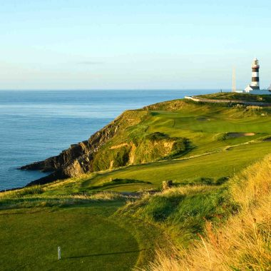 Golf vacation in Ireland