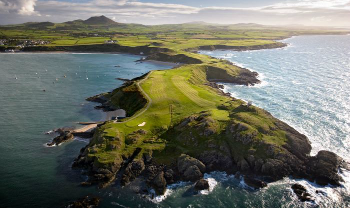 Peninsula of Nefyn and District golf course
