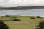 2nd hole at Castle Stuart Golf Links