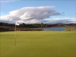 6th Green at Spey Valley Golf Course
