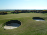 Bunkers at Jubilee Golf Course in St Andrews
