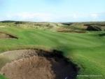 Murcar golf links green