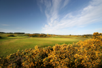Carnoustie Burnside golf course