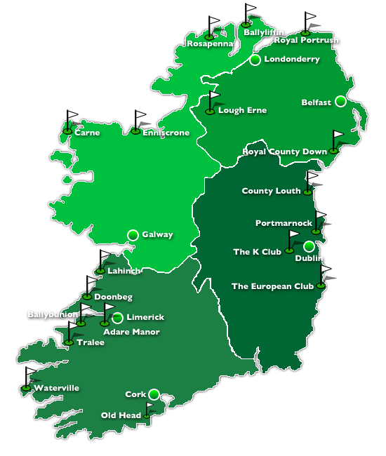 Golf courses in Ireland – Golf Travellers on mapquest golf courses, map of ireland roadways, map of kiahuna plantation site, map of ireland genealoy, top us golf courses, map of ireland points of interest, map of hotels in san juan puerto rico, map ireland to america, hawaii golf courses, map of ireland ancient sites, irish golf courses, map of ireland and england, kauai municipal golf courses, california golf courses, map of ireland national parks, jamaica golf courses, map of ireland s economy, map of ireland lakes, map of ireland by county, map of ireland historic sites,