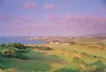 Hoyo 18 sobre el campo de golf de Bull Bay