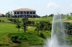 Clubhouse of the Fazenda da Grama golf course