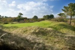 Small green on the Ashburnham golf course
