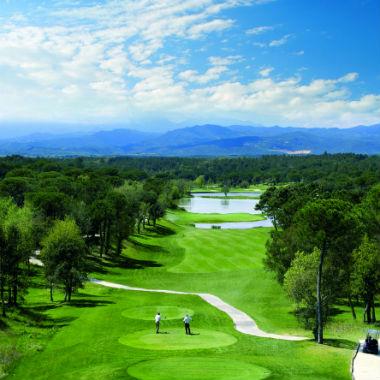 Stage de golf avec un Pro en Espagne