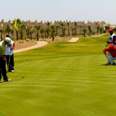 Stage de golf avec un Pro au Maroc