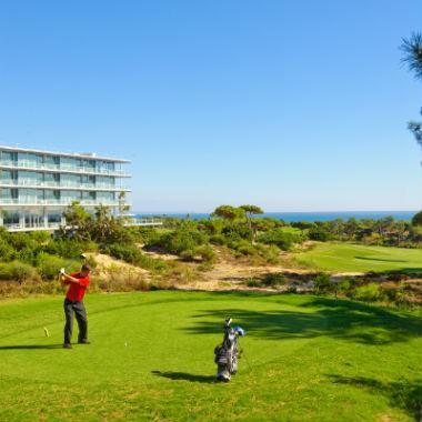 Stage de golf avec un Pro au Portugal