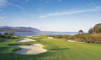Golf à Cape Town et Fancourt en Afrique du Sud