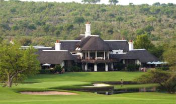 Golf à Leopard Creek en Afrique du Sud