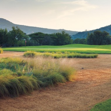 Golf en Afrique du Sud