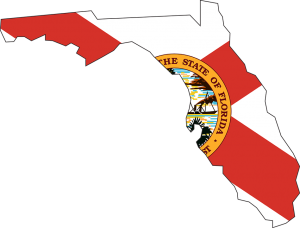 Florida Drapeau Etat
