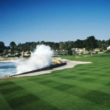 Golf en Californie aux Etats-Unis