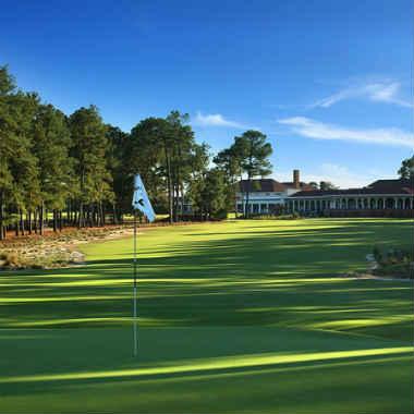 Golf en Caroline du Nord