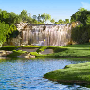 Voyage de golf dans le Nevada à Las Vegas aux Etats-Unis