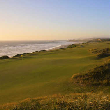 Golf en Oregon aux USA
