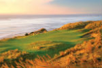 Golf de Pacific Dunes à Bandon Dunes en Oregon aux USA