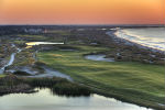 Golf Ocean à Kiawah Island en Caroline du Sud aux USA