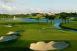 Golf de Trump Doral Blue Monster en Floride aux USA