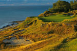 Golf de Whistling Straits dans le Wisconsin aux USA