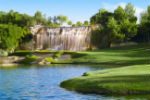 Golf de Wynn Las Vegas au Nevadaaux USA