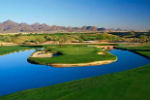 Golf TPC Scottsdale Stadium en Arizona aux USA