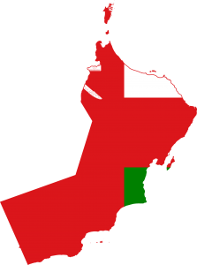 Flag Oman destination