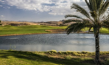 Oman Muscat Hills Lac