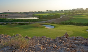 Oman Golf Muscat Hills