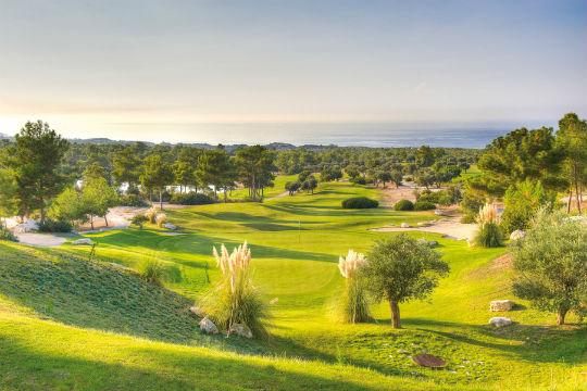 Parcours de golf Korineum, Chypre du Nord