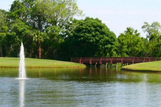 Ventura Country Club, Floride