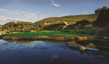 parcours gary player sun city johannesburg